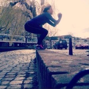 jumping squats