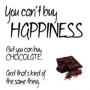 chocolate wuote