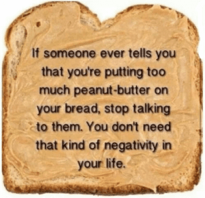 peanutbutter quote