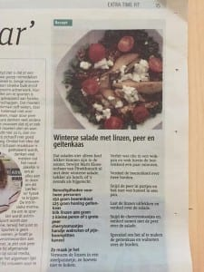 fit with marit recept in de metro