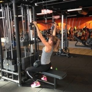 rugtraining wide grip lat pull