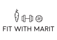 logo fit with marit