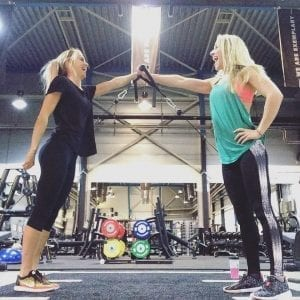 dear good morning fit with marit