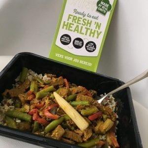 body en fitshop maaltijden