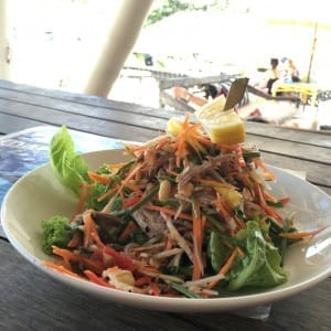 old man's salade