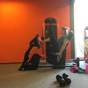 legday oefening: legpress