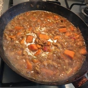 roti mix saus