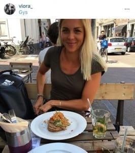 lunchdate met Viora
