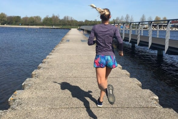wat is intervaltraining? fit with Marit