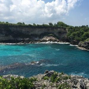 blue lagoon nuso lembongan