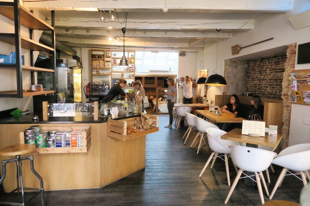 het bakkerscafe Groningen