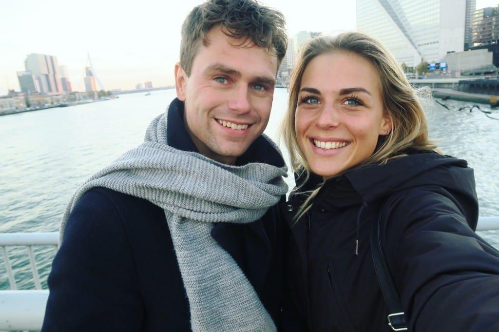 liefde in Rotterdam
