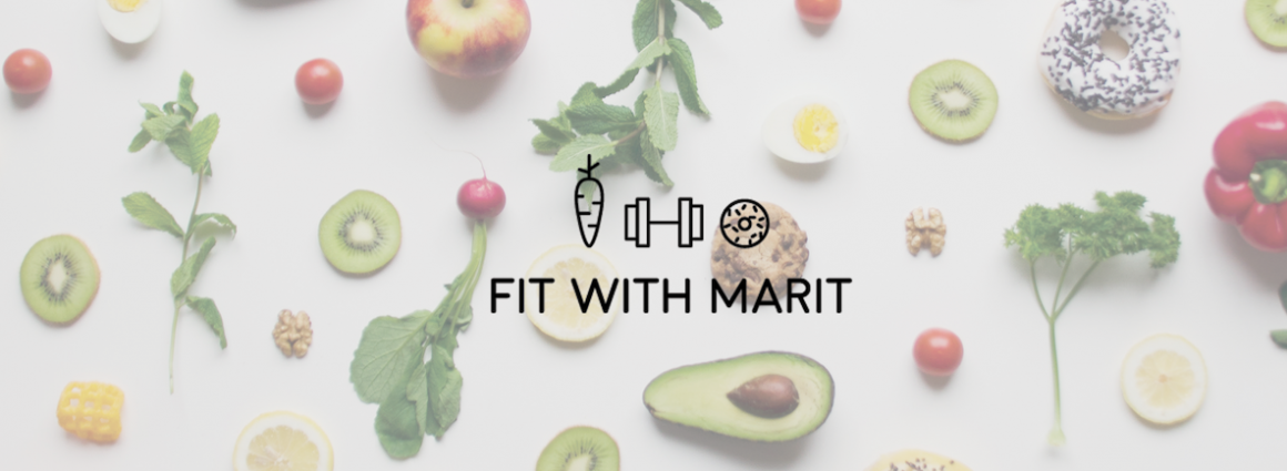 fit with marit - fit, food & fun
