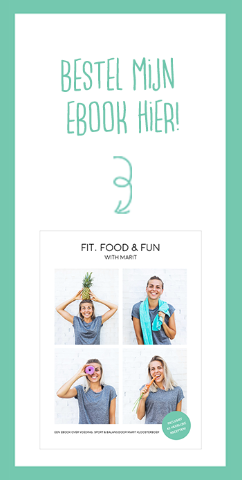 Fit Food banner ebook