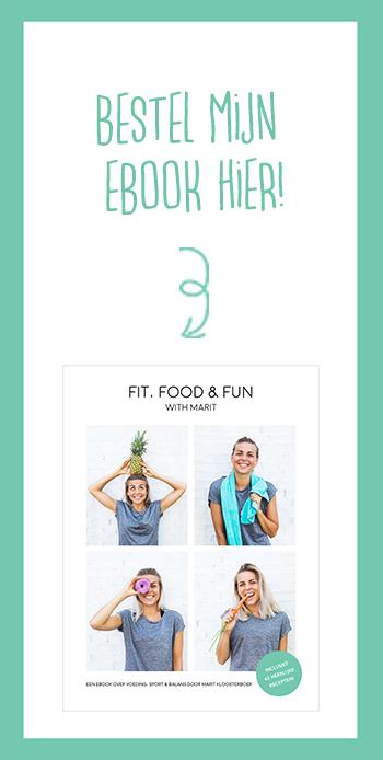 Fit Food banner ebook