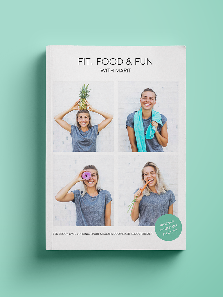 Fit Food Fun with Marit