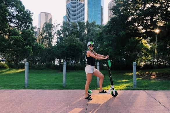 Lime scooters Brisbane