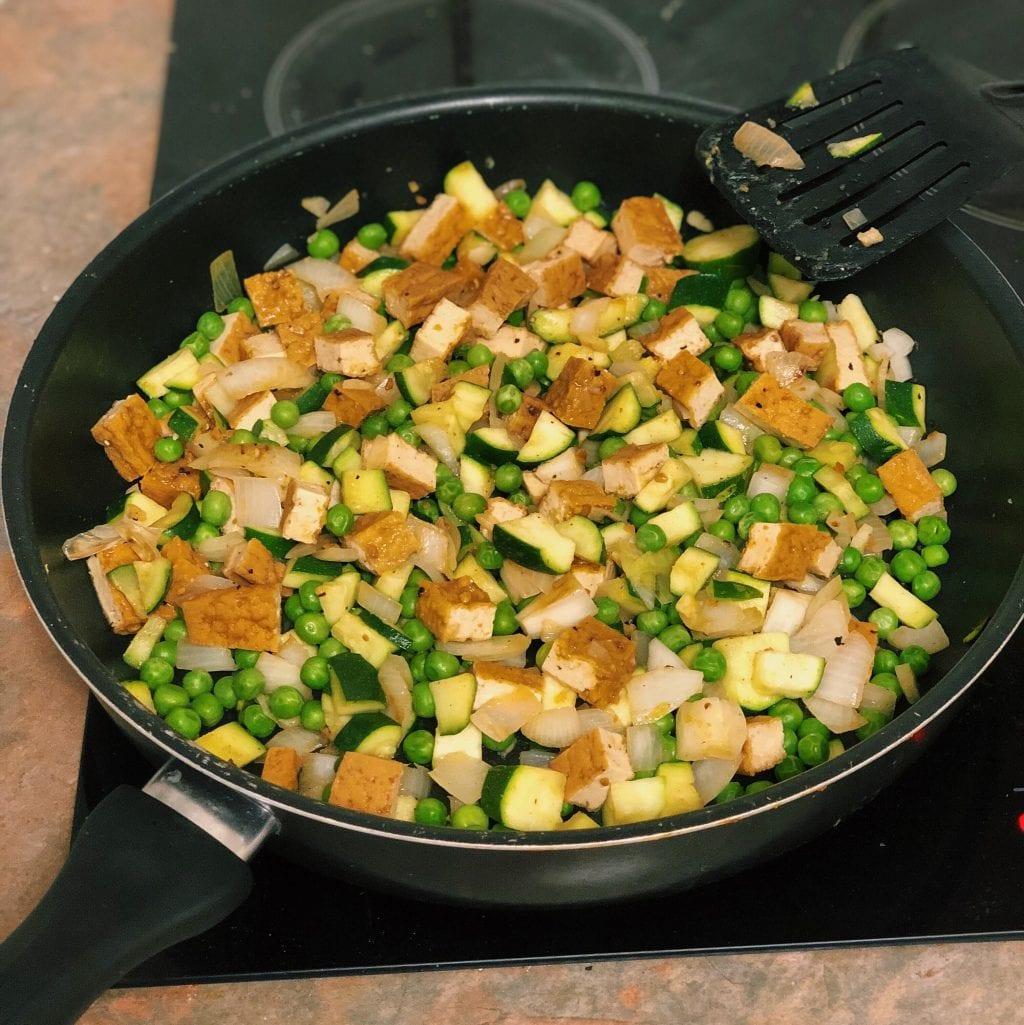 Tofu Sate