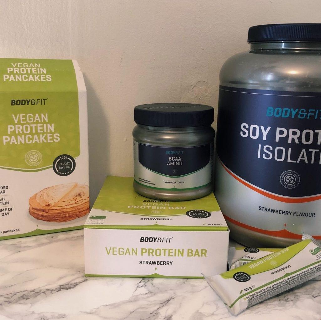Vegan producten B&F