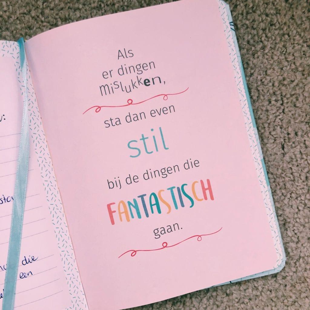 Dankbaarheidsboekje