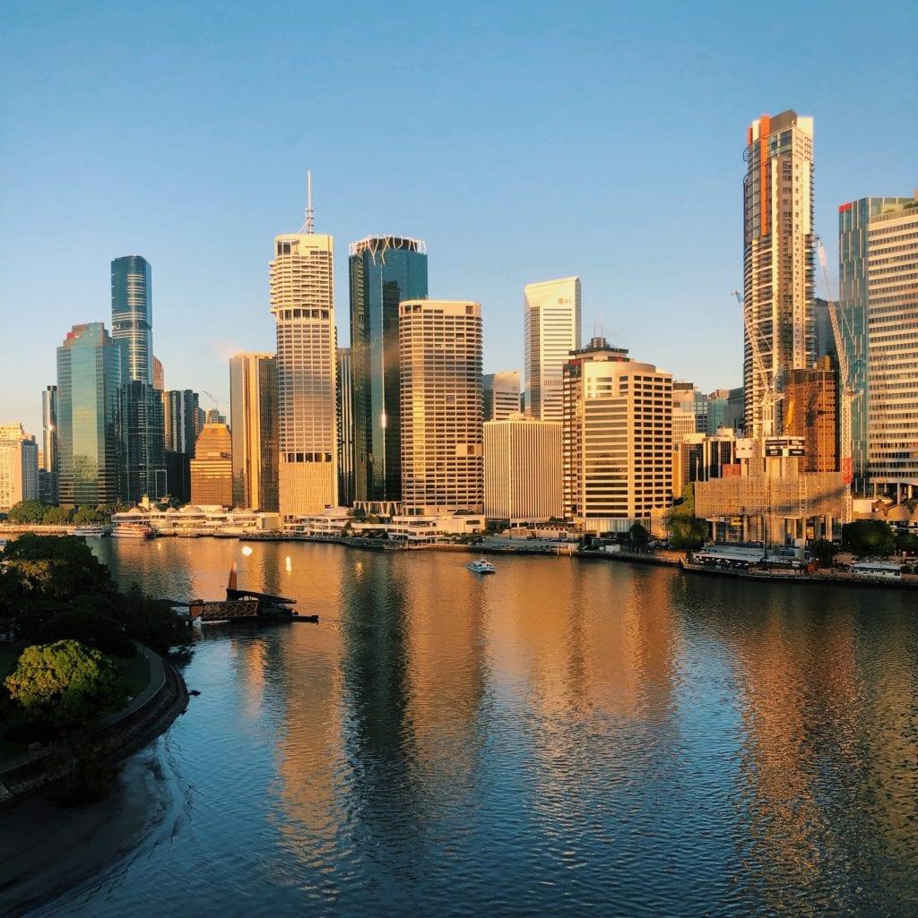 Uitzicht Brisbane