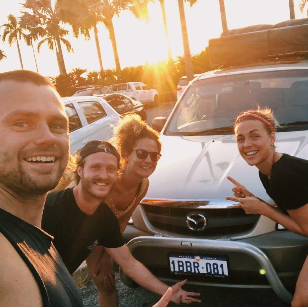 Mazda Australie