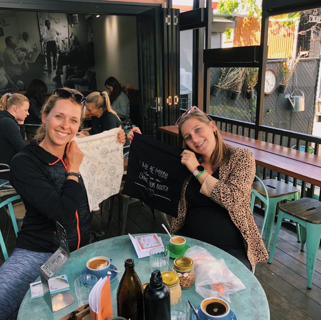 vriendinnen Brisbane