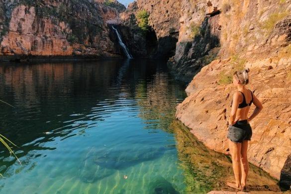 Maguk Falls