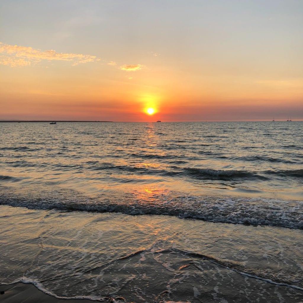 Sunset Darwin