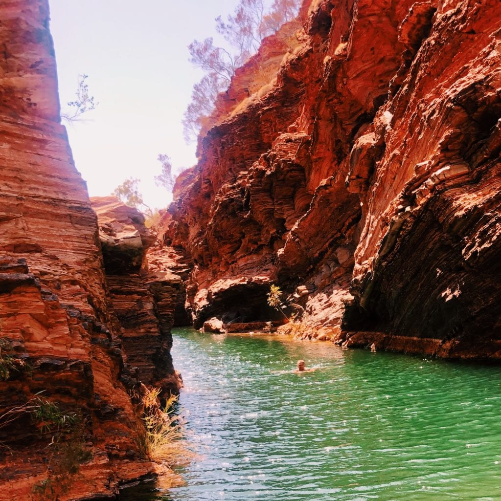 Hamersly Gorge