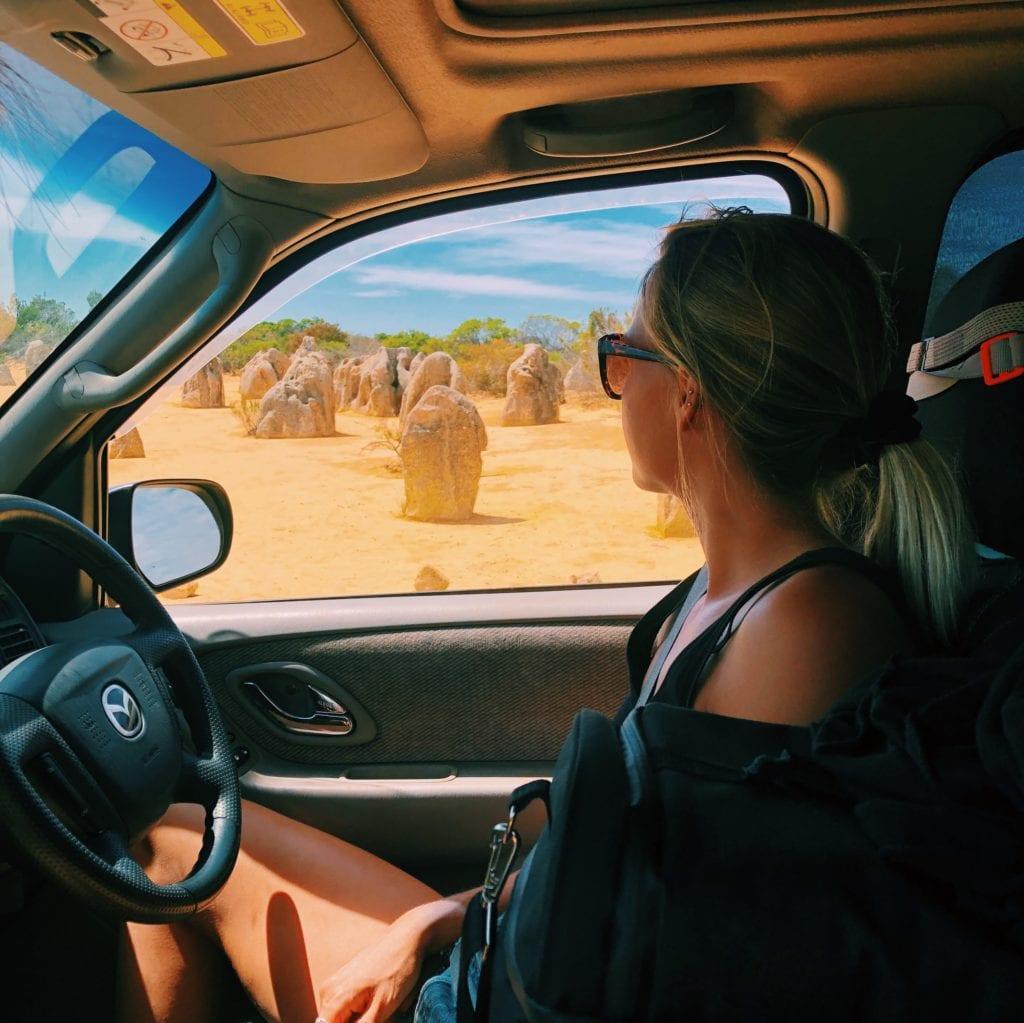 Pinnacles Australia