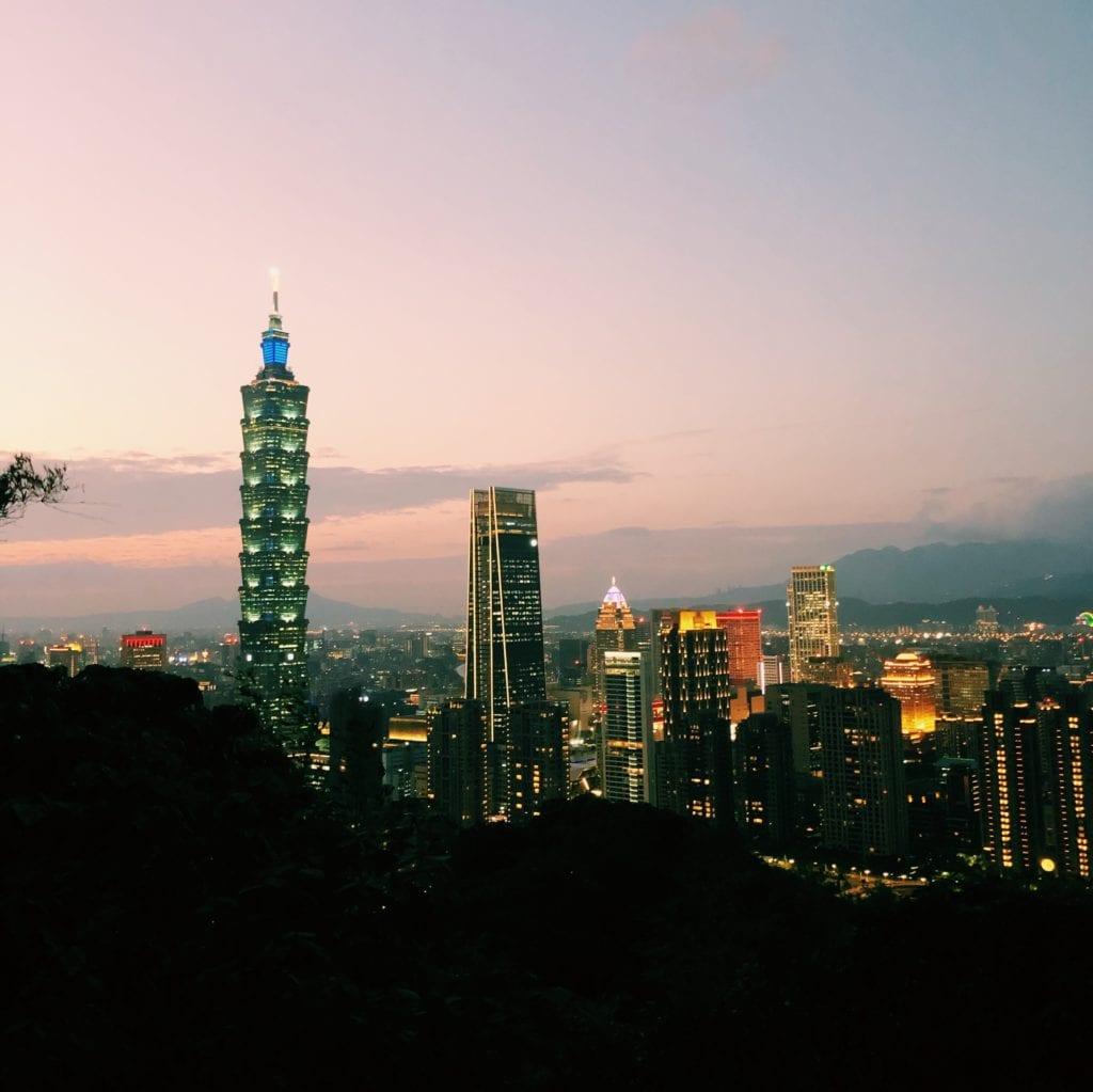 Eva Air Taipei