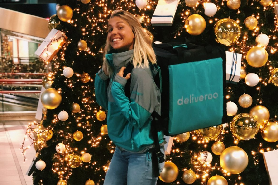 Deliveroo Delivers You