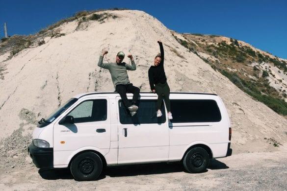 Camper kopen Nieuw Zeeland