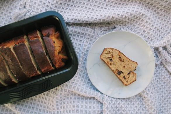 eiwitrijke cannellini chocolade cake