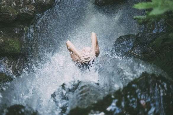 koud douchen