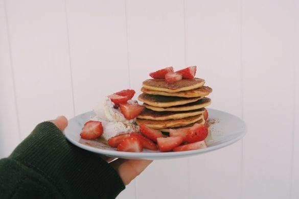 Kikkererwten pannenkoekjes