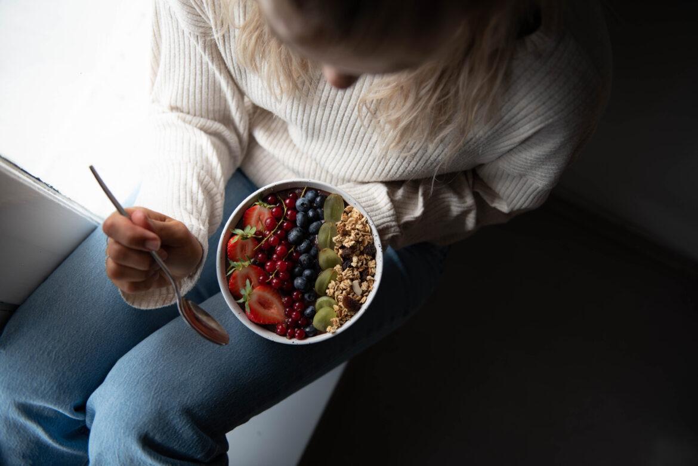 Obsessieve relatie met eten